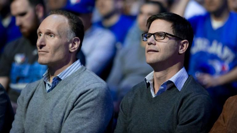 Blue Jays' Ross Atkins and Mark Shapiro